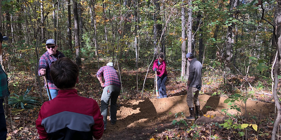Hobby Trail Workday