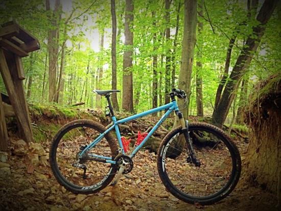 Roval Trail Carbon beadless wheelset