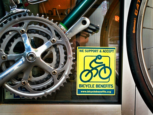 Be A Bicycle Benefits Business: What'd You Say?