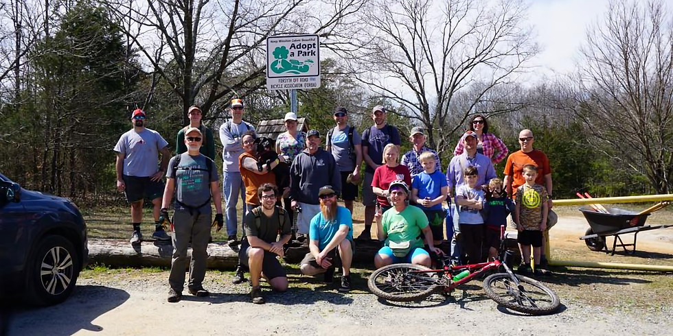 Hobby Park Clean Up & Trail Workday