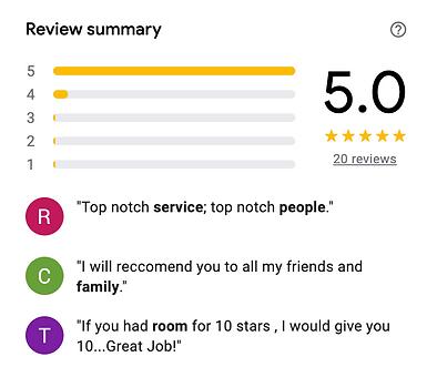professional detailing service best reviews