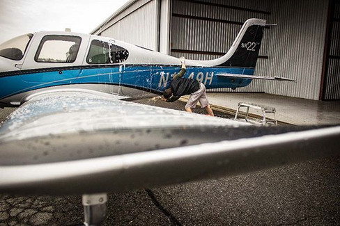 Mobile airplane detailing winston-salem north carolina