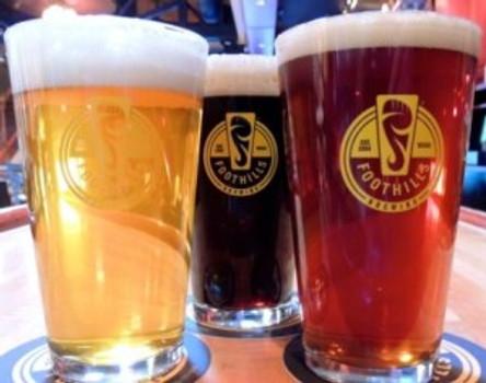 Foothills Brewery Winston-Salem NC