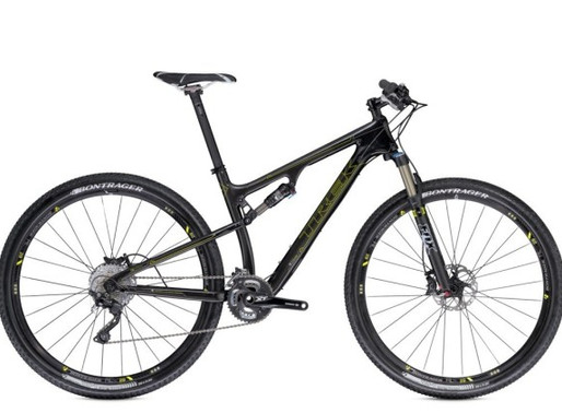 2012 Trek Superfly 100 Elite SL Review