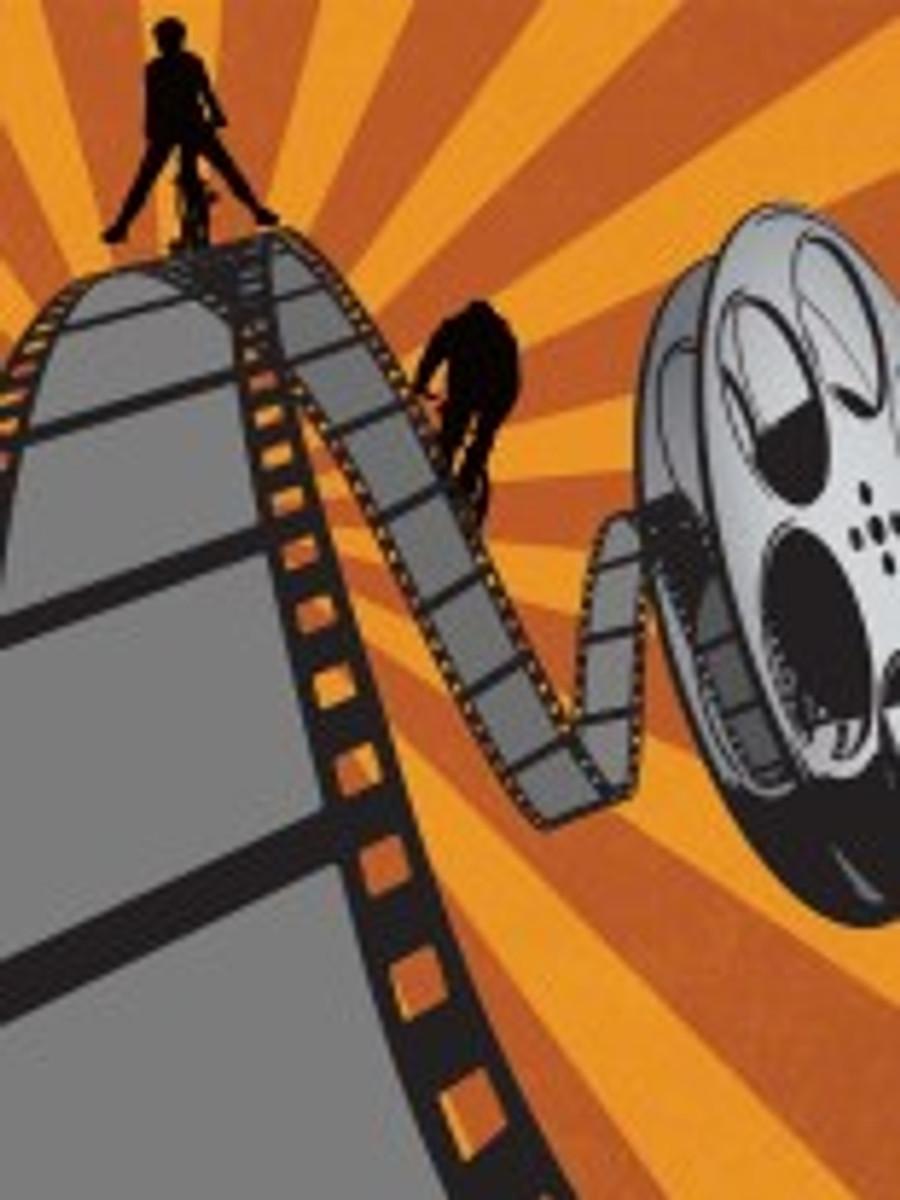 2016 HalloWheels Bike In Movie