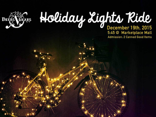 2015 Merry & Bright – Holiday Lights Ride