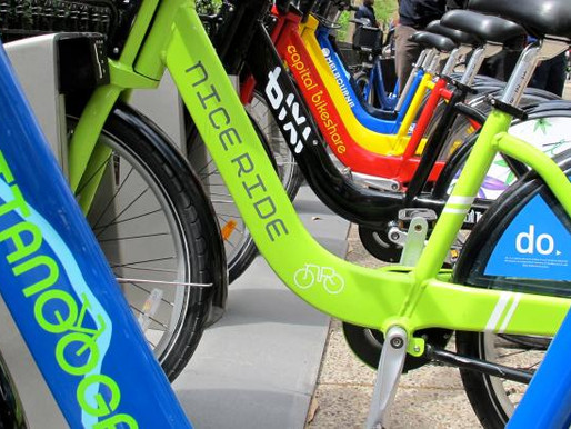 State of the City: Bike Share W-S