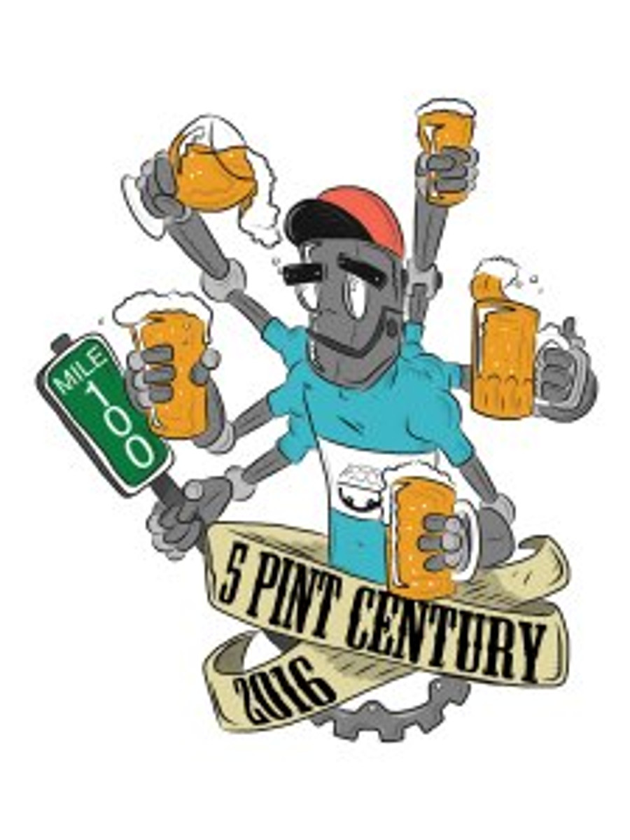 5 Pint Century 2016