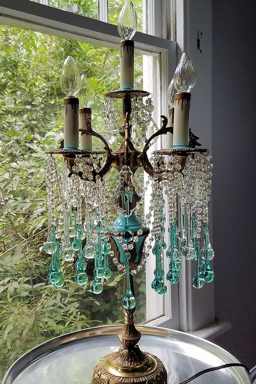 Antique French Empire Candelabra