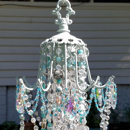 Beach Crystal Wind Chime