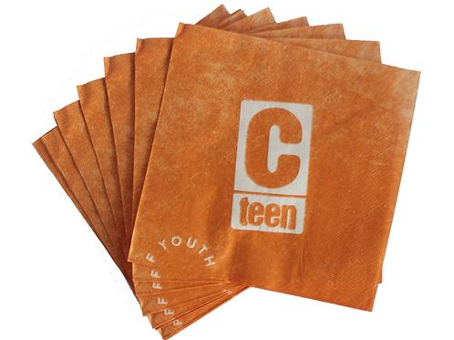 Serviettes Cteen