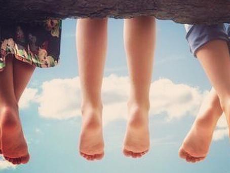 Разница в длине ног