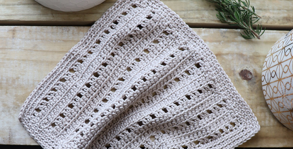 Crocheted Cloths