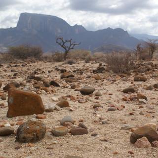 Fotografie přírody - Turkana, Keňa