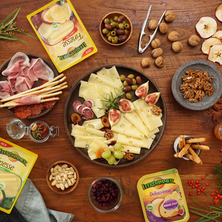Food fotografie, produktová fotografie - klient Leerdammer, agentura Zaraguza