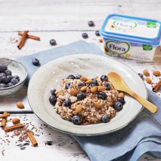 Food fotografie, produktová fotografie - klient Flora, agentura Zaraguza