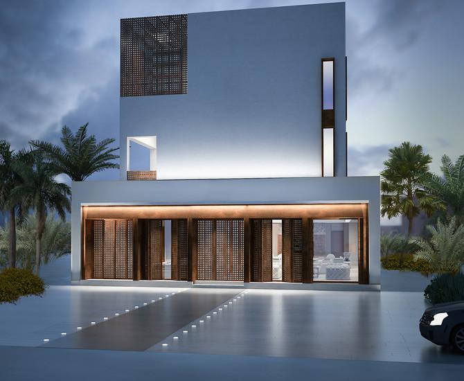 Rendering di abitazione a Kuwait City