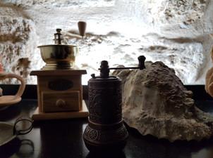 Old grinders - Le Cinque Nvelle