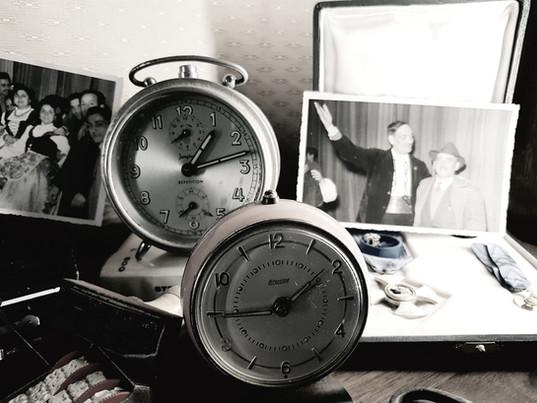 Old Clocks - Le Cinque Novelle - Interiors