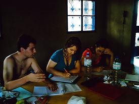 Mission 2007-2008 | Pingouins Sans Frontières (PsF)