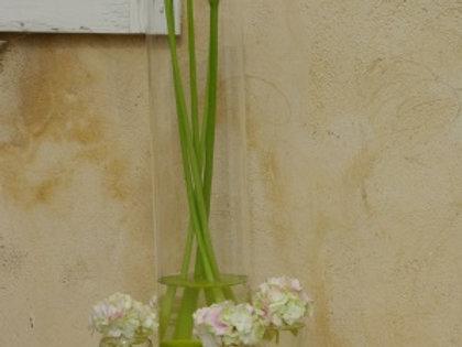 Vase cylindrique H45-D10