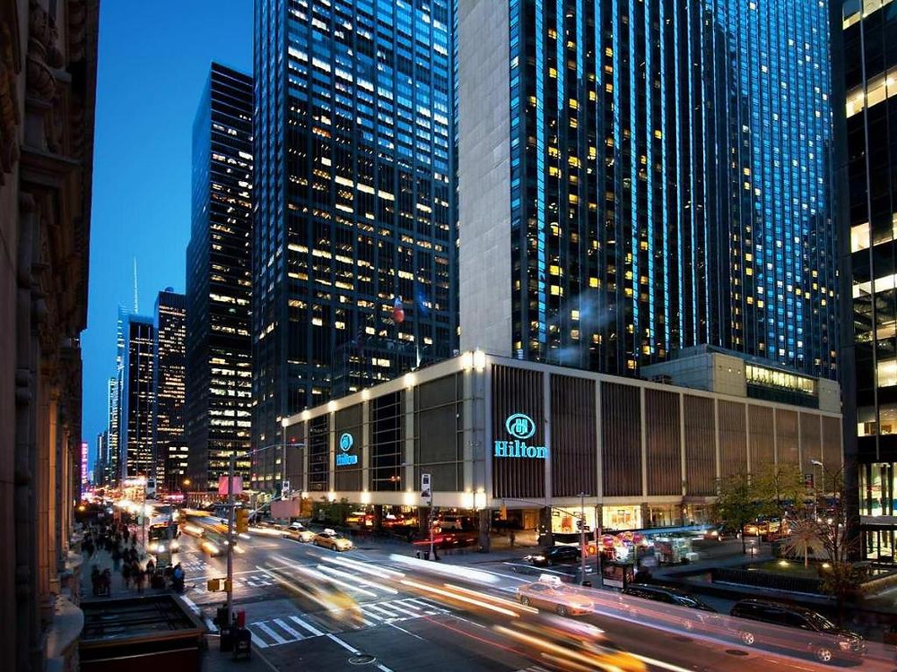 Hilton Midtown, New York