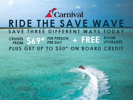 World Travel Club - Carnival Cruises