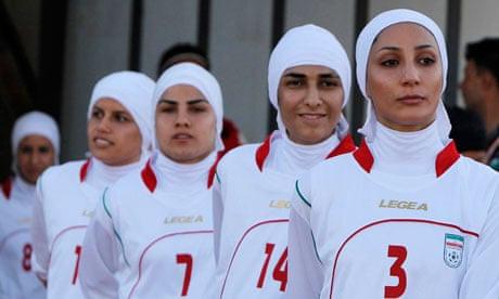 Iranian Women's National Football