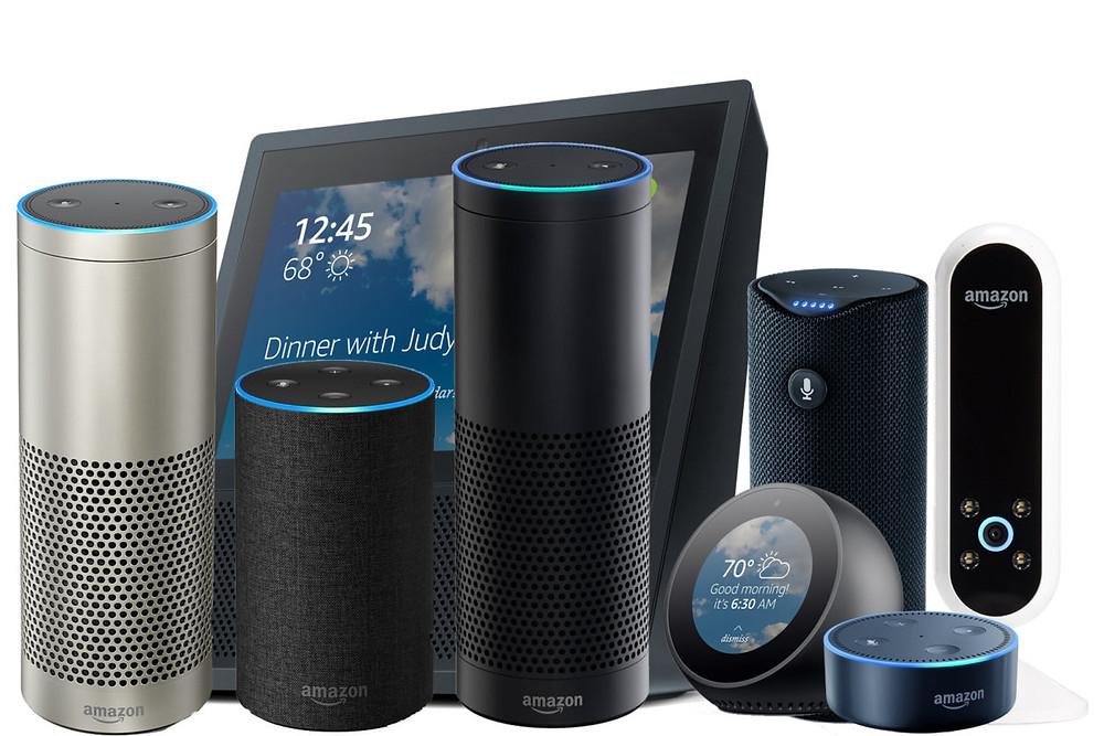 Alexa Product Family