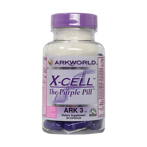 Ark 3 X-Cell Purple Pill