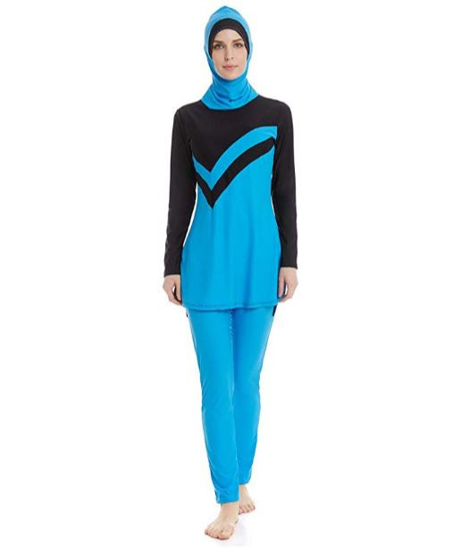 Modest Muslim Womens Swimwear
