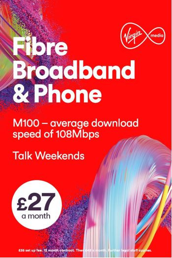 Virgin Media - Super Fast Broadband
