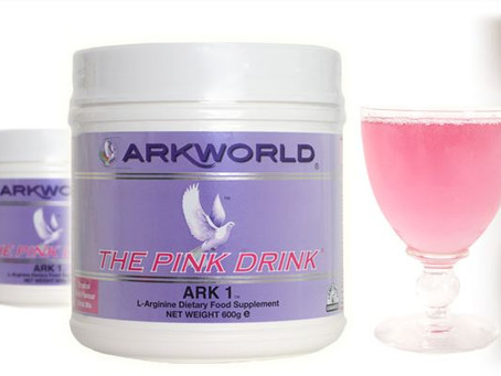 Ark 1 Pink Drink - The Miracle Supplement