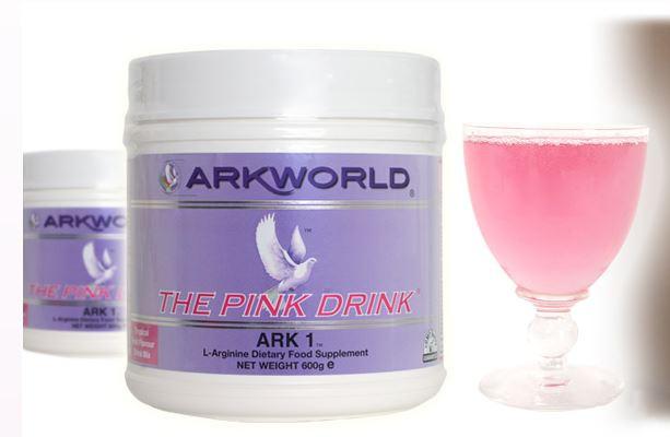 Ark 1 Pink Drink