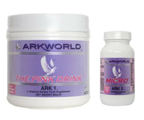 Arkworld Micro 2 Pack (Ark 1 + 2)