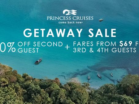 World Travel Club - Princess Cruises
