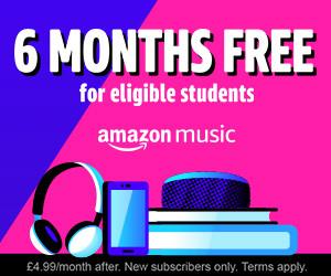 Amazon Music Students