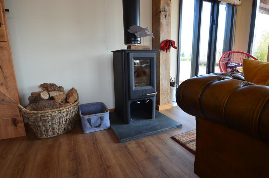 Cosy Wood Burner