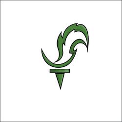 Skunk Liberty Just Torch Logo