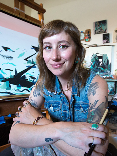 Madeleine Tonzi