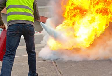 Prevención de Incendios y Uso de Extinto