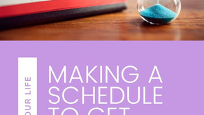 6 Steps to Make a Family Schedule