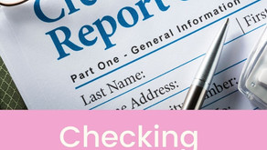 Checking Your Credit Report & Score
