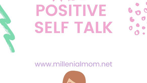Teaching Kids Positive Self Talk