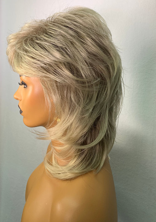 """10"""" Synthetic Classic Cap Wig"""