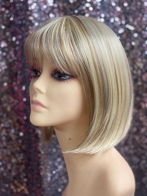 "10"" Synthetic Classic Cap Wig"
