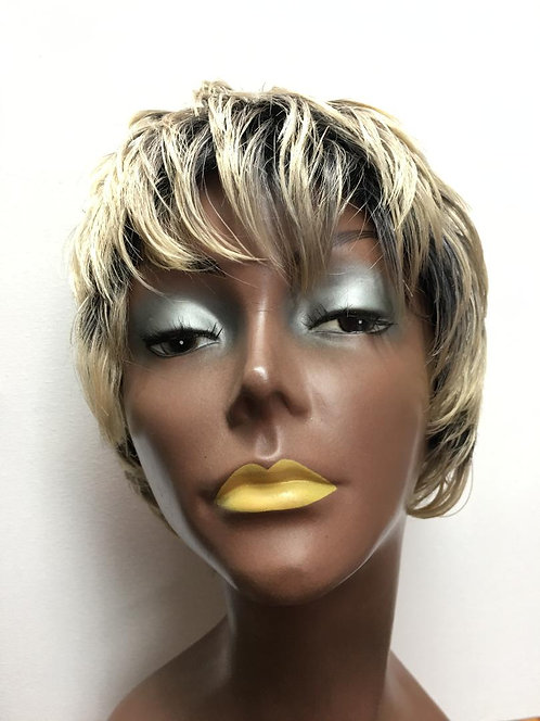 "3"" Synthetic Classic Cap Wig"