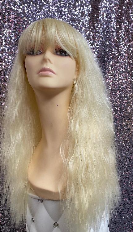 """16"""" Human Hair Blend Classic Cap Wig"""