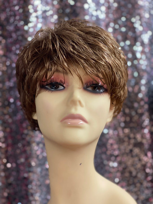"2.5"" Synthetic Classic Cap Wig"