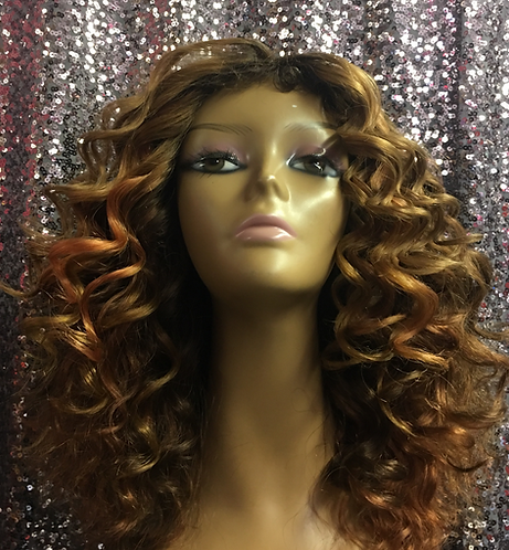 "12"" 100% Human Hair Full Cap Spanish Wave Unit"